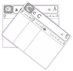 Fichier 1 : Les lettres de l'alphabet Virgi m'a envoyé son fichier de sons à partir des lettres de l'alphabet.Elle y a intégré les Alphas. Pour chaque lettre : une colonne «j'entends» et une colonne «je vois». 2 lots d'étiquettes sont ensuite proposés : les enfants collent les étiquettes-images où ils entendent le son en […]