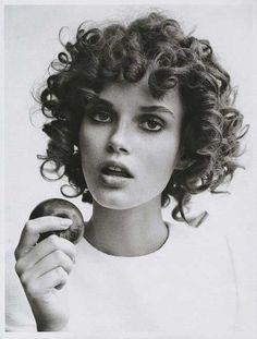 Trendy-Curly-Short-Hair ~ Pelo-largo.com