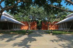 The grounds at Aman-I-Khas