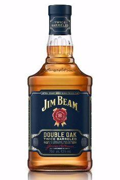Jim Beam Double Oak Kentucky Straight Bourbon,