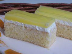 Šumienkový zákusok Vanilla Cake, Cheesecake, Favorite Recipes, Sweet, Desserts, Food, Basket, Candy, Tailgate Desserts
