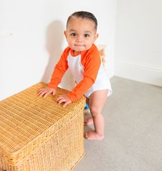 Babies who can pull up to a stand are unstoppable, trying to pull up on everything! Here are some safe tools to empower these almost-walkers. Montessori Playroom, Baby Toys, Everything, Straw Bag, Walking, Kids, Therapy, Babies, Fun