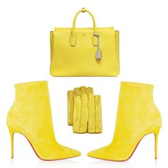 Louboutin So Kate Ankle Boots SS 2015 MCM Bag | Shoes