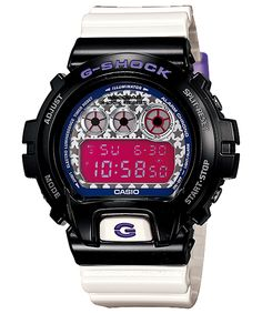 Casio - G-Shock - Crazy Color Collection - Black White Pink 5022592ab2