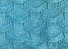 This Basket Loop Stitch Knitting Pattern is an easy pattern that creates a textured illusion of interwoven rings atop a background of vertical pillars. Dishcloth Knitting Patterns, Knitting Charts, Knitting Stitches, Easy Knitting Projects, Knitting For Beginners, Knitting Tutorials, Knit Basket, Purl Stitch, Yarn Needle