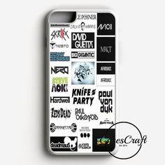 Top Dj Collage iPhone 7 Case | casescraft
