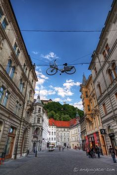 Walk the streets and enjoy the impressive architecture of Ljubljana. Ljubljana is the capital and largest city of Slovenia, located at the middle of a trade route between the northern Adriatic Sea and the Danube region.