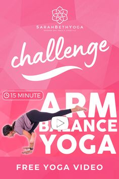 Enjoy this challenging and fun 15 minute power yoga workout with arm balances for a quick, energizing power yoga sequence. You'll warm up, flow with crow shoot, move through hip openers, and learn perching and flying pigeon. Subscribe to the Sarah Beth Yoga YouTube channel for more free weekly at home yoga workouts and pin this one for later! #armbalances #poweryoga #freeyogavideos Yoga Playlist, Yoga Youtube, Prenatal Yoga, Restorative Yoga, Online Workout Videos, Flying Pigeon, 30 Minute Yoga, Hip Opening Yoga, Free Yoga Videos