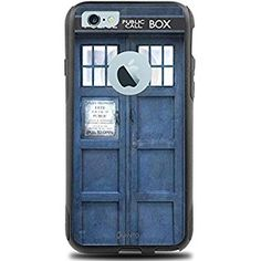 Amazon.com: iPhone 6s Case, AiGoo Colorful Doctor Who Police Call Box Printed Slim Hard PC Back Protective Skin Shell Cover Soft Rubber Bumper Case for iPhone 6, 6s (4.7 inches): Cell Phones & Accessories