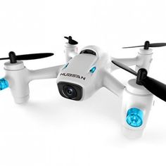 The Hubsan H107C Plus is our new office favourite. It's re-designed body is much stronger than previous models