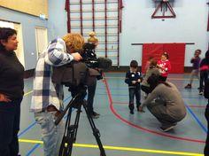 #Studio040 is aanwezig om de start van #NLdoet op film vast te leggen. Resultaat is deze film: http://www.studio040.nl/nieuws/17153-start-nl-doet.html