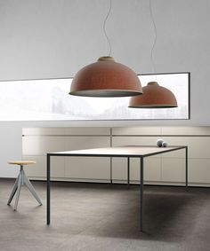 Farel by Diego Sferrazza Studio has been selected as a HiP Product finalist / honoree in the Lighting category by Interior Design Magazine. Pendant Lighting, Home Interior Design, Best Interior, Indoor Lamp, Fine Furniture, Lights, Interior Design, Best Interior Design, House Interior