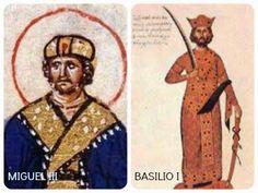 """L'ARMARI OBERT: LOS """"HERMANAMIENTOS"""" DEL EMPERADOR BASILIO I"""