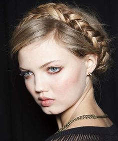 New hairstyles for spring 2015 are some inspiring hairstyles that have become popular this year