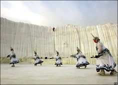 DECK THE HOLIDAY'S: HARBIN INTERNATIONAL ICE AND SNOW FESTIVAL FROM CHINA!!