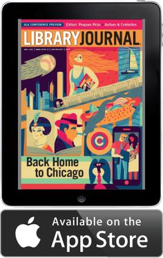 Do you want to read LJ on your iPad? Now there's an ap for that! Check out our June 1 ALA issue. Nifty cover too.