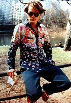 Possibly my favorite River Phoenix photo of all time :)