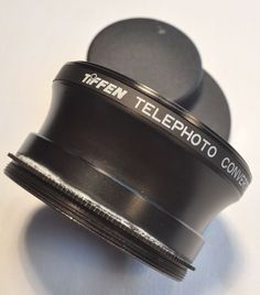 Tiffen Telephoto Converter for lens 2.0X 37mm Teleconverter Camera