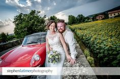 Romantic summer wedding in Cortona Tuscany - E&A July 2016