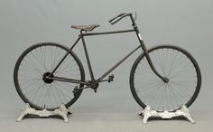 1895 League, first commercial chainless