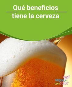 Qué beneficios tiene la cerveza en tu salud   La cerveza tiene mayor contenido de proteína y vitamina B de las que contiene el vino. Sus niveles de antioxidantes son similares.