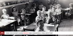 OYE Alternative News - These 1959 Reports Show Measles Was Considered a 'Mild Infection'