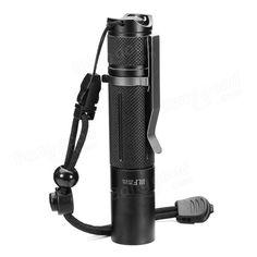 BLF A6 CREE XPL 1600LM 7/4modes EDC LED Flashlight 18650 Sale - Banggood.com
