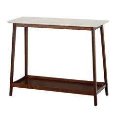 Jhovies Console Table - Walnut (Brown) - Buylateral