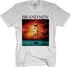 Brand New! One of my favorite bands. And I'm in need of some new band tees! ($25.00)
