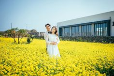 Seopjikoji Jeju-do - Seopjikoji is located at the end of the eastern shore of Jeju-do Island. Seopjikoji is famous as a filming location for several Korean dramas. Visit the rapeseed flowers (yellow Canola Flowers) fields in Spring. Be ready to be swept away by the sight of a giant sea of yellow rapeseed flowers with the mountainous backdrop. - Photo by Brown Sugar. View their profile on OneThreeOneFour.com to view their rates and work. Book your photoshoot adventure with #OneThreeOneFour…