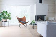 talo markki - scandinavian livingroom interior