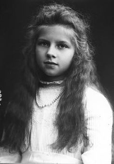 HRH Princess Helena of Greece and Denmark, later Queen of Romania