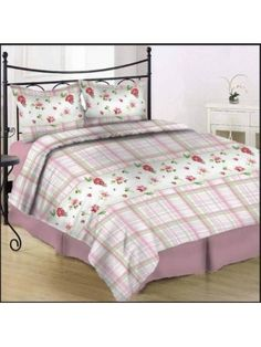 Summer Bedsheet Sets 100% Cotton - Great Quality art 4751 pink