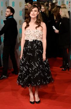 Keira Knightley BAFTA Awards