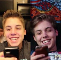 Matthew Espinosa...Awwww guys look at his cute smile. It never changes and I love it. It's the same old Matt but just a little bit older. I love this kid. xx