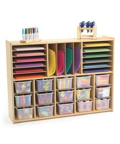 craft supply organization...be still my heart...