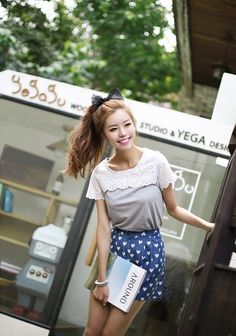 kfashion, ulzzang, and kim seuk hye imageの画像