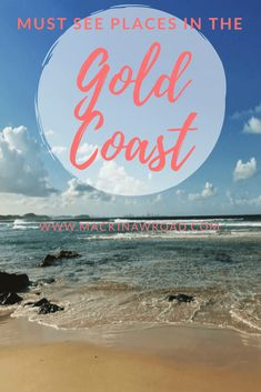 Mackinaw Road interviews Megan from A Traveling Tribe to learn more about the Gold Coast in Australia. Read on to learn about all of the MUST SEE places and activities.