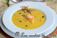 crema de puerros y zanahorias Portuguese Recipes, Cheeseburger Chowder, Thai Red Curry, Food And Drink, Meals, Cooking, Ethnic Recipes, Foodies, Spain