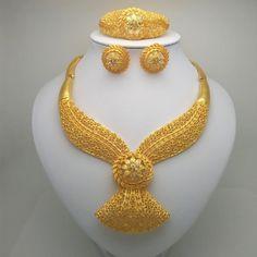 Teardrop Necklace / Tiny Rhinestone Teardrop Jewelry / Bridesmaids Gifts / Wedding Jewelry / Birthday Jewelry / Custom Stamping Available - Custom Jewelry Ideas Rustic Wedding Jewelry, Wedding Jewelry Sets, Bridal Jewelry, Gold Earrings Designs, Gold Jewellery Design, Necklace Designs, Designer Jewelry, African Beads, African Jewelry