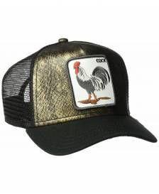 Gorra Goorin Bros Tropical black Animal Farm Trucker Hat  a0a334de9bc