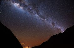 """Unzipped the tent and was greeted with this night sky. Salkantay Trek, Machu Picchu"" writes reddit user zampel321 [x] js"