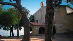 la chapelle de la Garoupe Provence, Antibes France, Juan Les Pins, Chapelle, Nice, Mansions, Monuments, House Styles, Plants