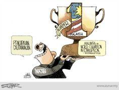World Champion in Corruption #malaysia #corruption #champion #najib #1malaysia #rakyat