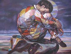 #Брилибург #стихи #проза #культура #поэты #авторы #современность 💎💎💎  Зоя Лазарчук   Балаганчик    Осенним утром на заре  Едва сойдёт туман.  На обгоревшем пустыре  Чернеет балаган.    Нет на арене ни души,  Погас манящий свет,  Воспоминания свежи,  А жизни больше нет.    Пропал азарт у шансонье:  Запрос его высок.  Печален дон конферансье,  Угрюм и одинок.    В уютном баре за углом  Играет ловко в вист,  Забыв о светлом и былом,  Сеньор эквилибрист.    Самозабвенно у метро  В безропотной…