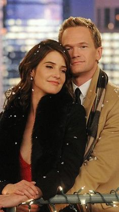 Barney and Robin How i met your mother Ted And Robin, Barney And Robin, Best Umbrella, Yellow Umbrella, Series Movies, Movies And Tv Shows, Tv Series, How I Met Your Mother, I Meet You