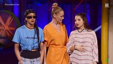 Safu reta a Nadia en Fama a Bailar Sports, Tops, Fashion, Dancing, Couples, Hs Sports, Moda, Fashion Styles, Sport