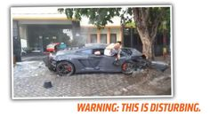 Grisly Video Of Fatal Lamborghini Street Racing Crash Reminds Us Not To Street Race