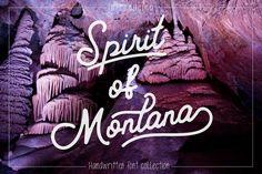 Spirit of Montana 50% Black Friday by Mellow Design Lab on @creativemarket
