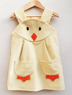 Wild Things Spring Chick Dress